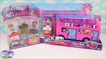Gift ems Tour Bus Exclusive Boy Dylan Day & 3 Pack Giftems Surprise Egg and Toy Collector SETC
