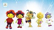 FIFI And The Flowertots Funny Cartoon Animation Nursery Rhymes HD   FIFI Finger Family Funny Cartoon