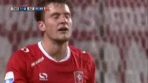 Funny Own Peet Bijen Own Goal HD - Twente 1-2 AZ Alkmaar - 17.12.2016
