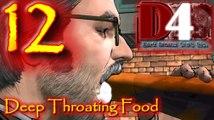 Deep Throating Food Lets Play D4: Dark Dreams Don't Die Episode 12