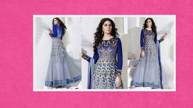 Designer Stylish Cape Collection 2016-2017   Designer Suits  Punjabi Suits  Anarkali Suits 