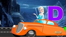Frozen Songs ABC Song For Children | Frozen Cartoon ABC Alphabets Songs | Children Nursery Rhymes