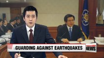 Prime Minister Hwang says all new buildings must be earthquake-resistantPrime Minister Hwang says all new buildings must be earthquake-resistant