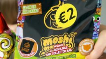 Kinder Surprise Santa Claus is Coming to Town and Moshi Monsters Halloween Edition