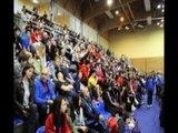 BA CHAMPIONNAT DE FRANCE ESPOIRS TAEKWONDO & CRITERIUM NATIONAL  VETERANS - CREPS BOURGES