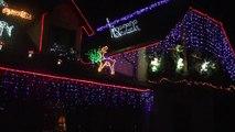 Hautes-Alpes : La maison aux mille lumières de Gap s'illumine pour les fêtes