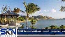 SIDF INVESTIGATION REVEAL IRREGULARITIES