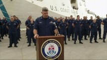 Cocaine with street value of '$2bn' seized in Pacific