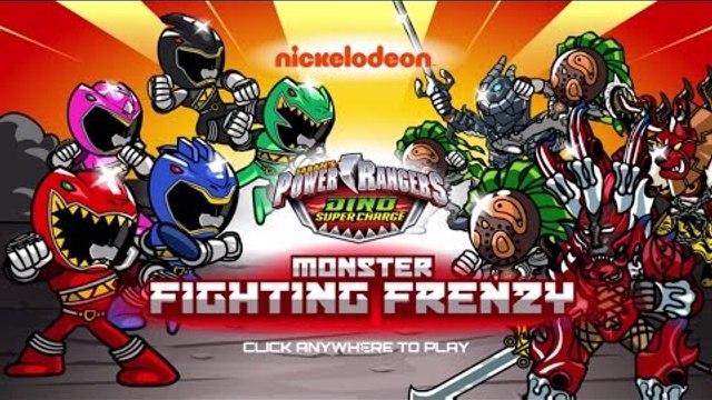 Sieu Nhan Game Play | Siêu nhân khủng long đánh nhau với quái vật | power rangers dino thunder