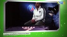 Pratiquer le football en France et au Brésil !