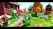 Mickey Mouse having fun with Minnie Mouse and Hulk + Nursery Rhymes for kids