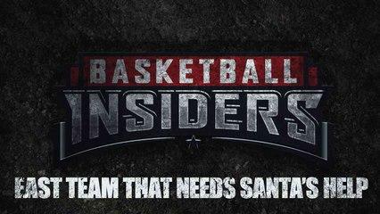 NBA Team in East That Needs Santa's Help
