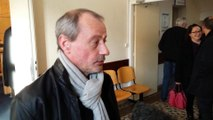 """Philippe Junca, père d'Alexandre """"serein"""" après le verdict de la cour d'assises"""