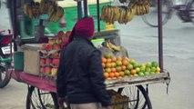 Au carrefour en Inde - No comment !