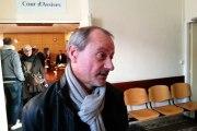 Réaction de Philippe Junca, le père d'Alexandre, après la condamnation de Claude Ducos
