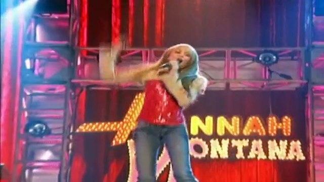 Hannah Montana 1x04 I Can't Make You Love Hannah If You Don't