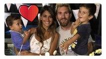 Antonella Roccuzzo : Lionel Messi va épouser sa compagne !