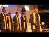 Concert des Prêtres à Abidjan: Prestation des prêtres ivoiriens