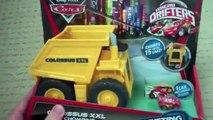 Cars Micro Drifters Colossus XXL Dump Truck Toy from Disney Pixar Cars 2 dVtEwOV3DoA