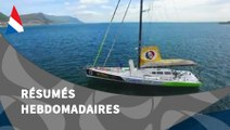J40 : Résumé hebdomadaire #7 / Vendée Globe