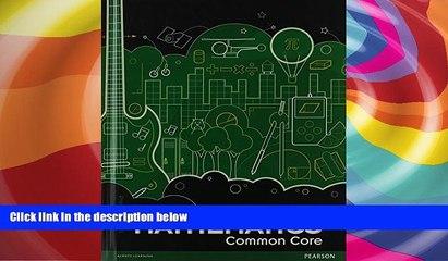Pre Order MIDDLE GRADE MATH COMMON CORE COURSE 2 STUDENT EDITION PRENTICE HALL mp3