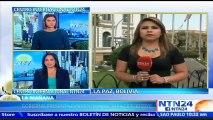 Periodistas bolivianos rechazan documental 'El cartel de la mentira' que los acusa de manipular información contra Evo
