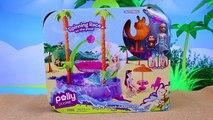 DisneyCarToys Polly Pocket Color Change Dolls & Frozen Elsa Toys Disney Princess MagiClip Dolls Pool