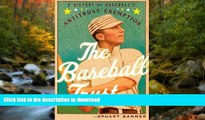 Read Book The Baseball Trust: A History of Baseball s Antitrust Exemption