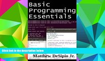 Price Basic Programming Essentials: Learn basic Batch, Html, C, and G and M code for CNC milling