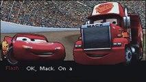 CARS RAYO MCQUEEN vs CHIK HICKS CARRERA NITRO | CARS LIGHTNING MCQUEEN VS CHICK HICKS NITRO RACE