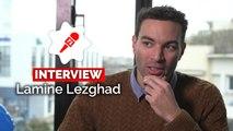 """Lamine Lezghad :  """"Dans Le Grand Journal, on ne prend pas assez de risque"""""""