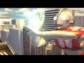 Sieu Nhan Game Play | Ultraman Đanh nhau với quái vật | Game Ultraman Figting eluvation 2