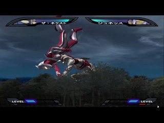 Sieu Nhan Game Play | Game Ultraman Nexus | Ultraman Nexus #5