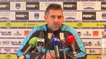 Foot - L1 - Bordeaux : Gourvennec «On est capable de faire de belles choses»