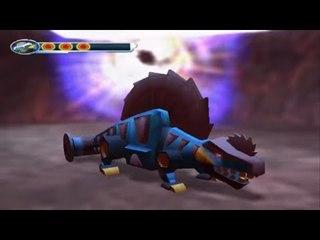 Powerangers dino thunder Walkthrough mission 20 siêu nhân gameplay
