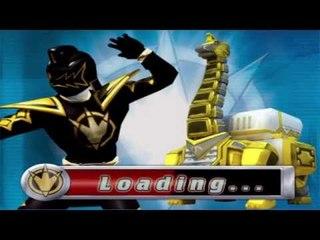 Sieu nhan -Phim hoat hình game siêu nhân powerangers dino thunder game play -Tap 1