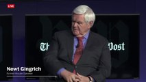 Gingrich calls Department of Veterans Affairs a 'disgrace'