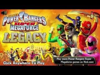 Sieu Nhan Game Play | siêu nhân tổng hợp phần 1 | power ranges super megaforce legacy