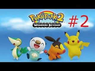 Pokemon Game | Chơi game PoKépark cùng siêu nhân game play | Pikachu Adventrue #2
