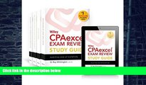 Audiobook  Wiley CPAexcel Exam Review 2015 Study Guide July: Set (Wiley Cpa Exam Review) O. Ray