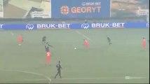 Extra Samuel Štefánik goal vs Pogon Szczecin ¦¦ Termalica BB 2-0 Pogon Szczecin