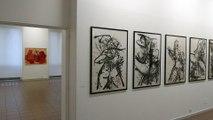 Exposition Etienne BLANC - Villa Tamaris-Pacha - Encres de Chine
