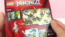 LEGO NINJAGO Nederlands Coole draak - Lego 70599 unboxing - Speel met mij kinderspeelgoed