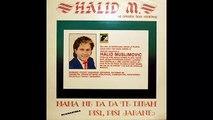 Halid Muslimovic - Volio sam te - (Audio 1986) HD