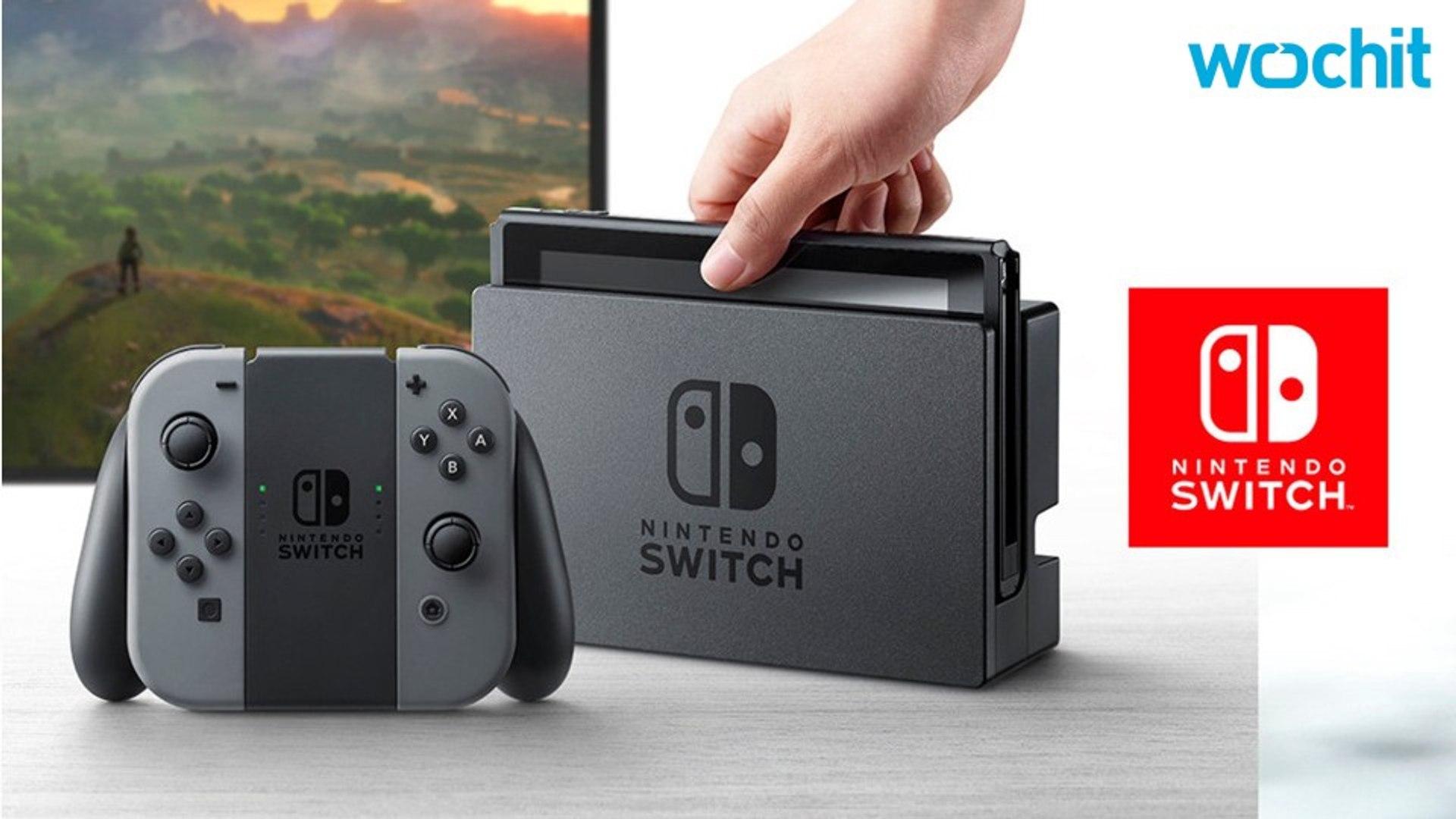 Nintendo Switch Tours the U.S.