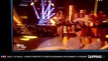 DALS 7 la finale : Laurent Maistret et Denitsa Ikonomova électrisent le plateau dès la première danse !