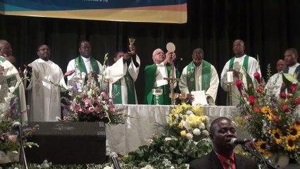 Convention charismatique US Haitien