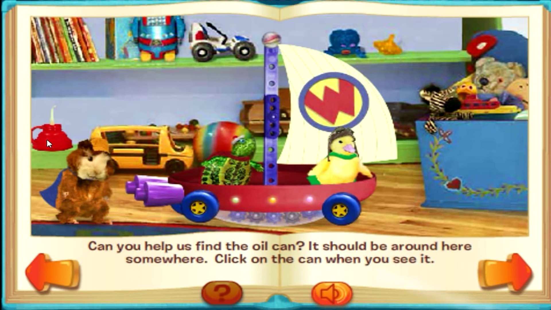 Wonder Pets! Save a Baby Dinosaur! Full Game Movie For Little Children Baby Video