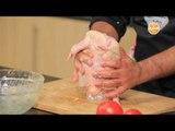 دجاج مشوي - طماطم محشية  | مطبخ 101 حلقة كاملة