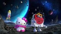 McDonalds Happy Meal Hello Kitty Wojownicze Żółwie Ninja w Kosmosie TV Toys HD Reklama